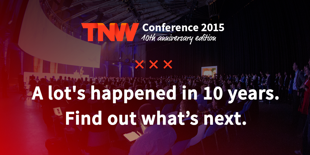 TNW Europe Conference Support